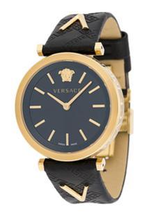 Versace Relógio - Preto