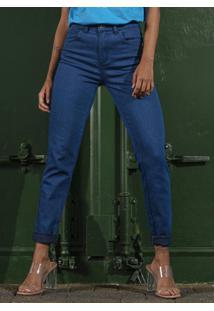 Calça Jeans New York Azul