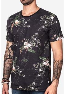 Camiseta Algodão 100807