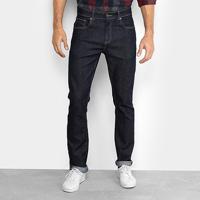 3e991c841d54c Calça Jeans Slim Lacoste Fit Masculina - Masculino-Azul