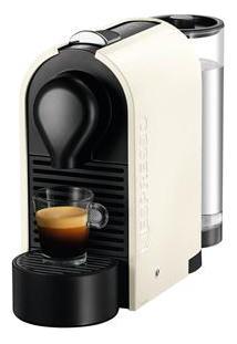Cafeteira Expresso Nespresso U C50 Pure Cream Com Kit Com 16 Cápsulas - 19 Bar