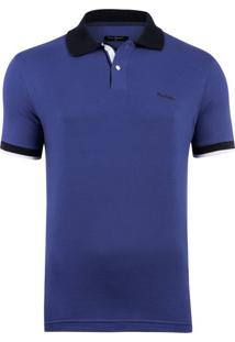 Polo Cobalt Blue