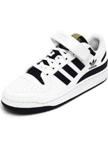 Tênis Adidas Originals Forum Low Branco