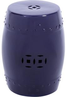 Puff Seat Garden Or-6611 – Or Design - Azul