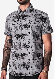 Camisa Tropical Mescla 200086