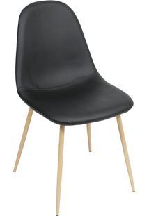 Cadeira Charla 1111-Or Design - Preto
