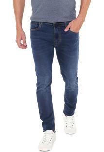 Calça Jeans Colcci Slim Felipe Azul