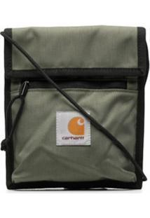 Carhartt Wip Delta Neck Pouch Shoulder Bag - Verde