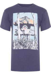 Camiseta Masculina Bay Watch - Azul