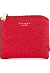 Kate Spade Carteira Margaux - Vermelho