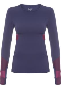 Camiseta Feminina Família Platinum - Azul