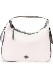 Bolsa Shopping Bag Ana Hickmann Branco