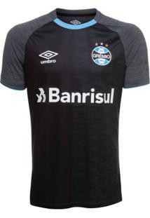 Camisa Masculina Umbro Grêmio Aquecimento 2018