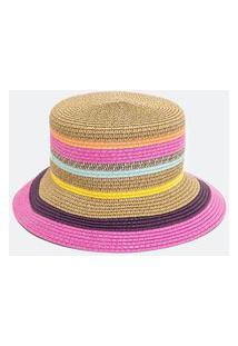 Chapéu Bucket Colorido