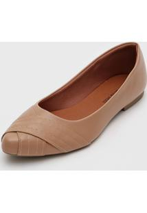 Sapatilha Dafiti Shoes Recortes - Feminino - Sintã©Tico - Dafiti