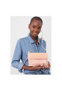 Bolsa Melissa Essential Duo Bag Rosa