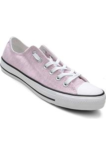 Netshoes. Calçado Tênis Feminino Converse All Star Ml Taylor - Chuck Ox 8b40f43c5e6bb
