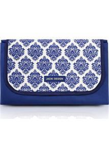 Tapete Para Piquenique Impermeã¡Vel Tam. P Jacki Design Bella Vitta Azul - Azul - Feminino - Dafiti