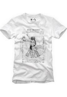 Camiseta Rocky Anatomy Reserva Masculina - Masculino