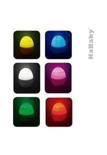 Luminária Musical Little Egg Kababy