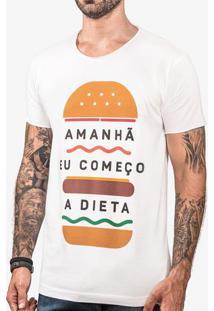 Camiseta Dieta Burguer 103682