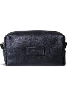Necessaire Artlux Required - Unissex-Preto