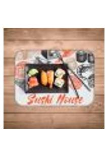 Jogo Americano Wevans Sushi House Kit Com 4 Pçs