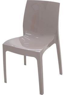 Cadeira Alice Polipropileno Cor Camurca - 18744 - Sun House