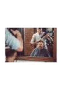Painel Adesivo De Parede - Barbearia - Barber Shop - 979Pnp