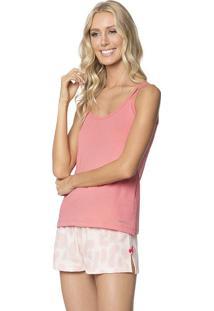 43ce82ca1 Le Lingerie. Pijama Feminino De Alcinha Fashion Dog Lua Encantada