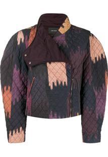 Isabel Marant Bonny Jacket - Roxo