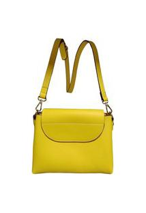 Bolsa Fedra F6832 Amarelo