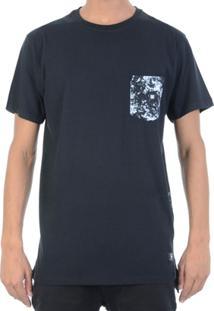 Camiseta Dc Storm Pocket - Masculino