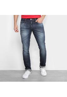 Calça Jeans Lacoste Live Masculina - Masculino