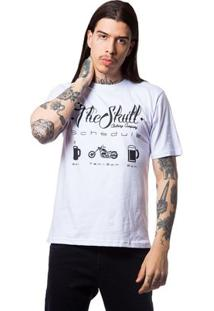 Camiseta The Skull Schedule - Masculino