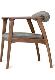 Cadeira Tork Estilo Minimalista Destack Móveis Design By Studio Mooringa
