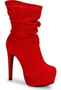 Ankle Boots Salto Fino Lara