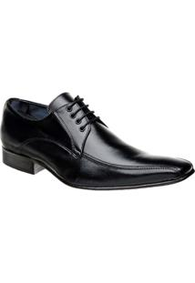 Sapato Social Masculino Com Cadarço Bigioni - Masculino