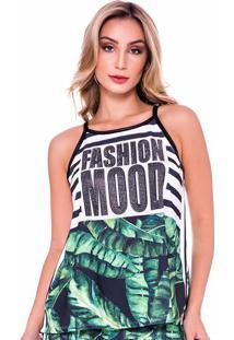Regata Alongada Fashion Mood