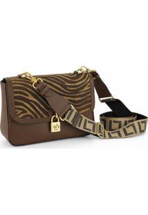 Bolsa Pequena 6381 - Safari Fossil - Kanui