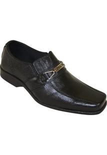 Sapato Social Fox Comfort Loafer - Masculino