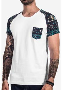 Camiseta Raglan Etnica 101735