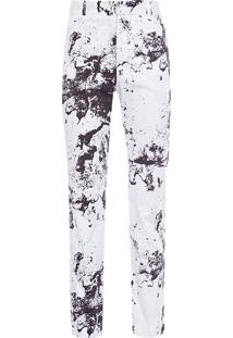 Calça Feminina Cotton - Branco