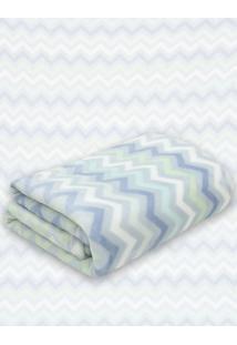 Cobertor Bebê Camesa Baby Flannel 90X110