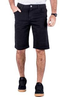 Bermuda Prime Sarja Skinny - Masculino