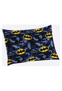 Fronha Infantil Estampa Batman Lepper