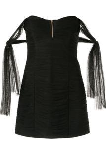 Alice Mccall Vestido Good Vibes Mini - Preto