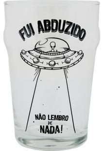 Conjunto De Copo Live Submarino Incolor
