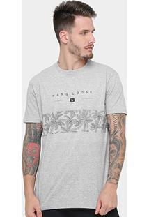 Camiseta Hang Loose Silk Palmcore Masculina - Masculino