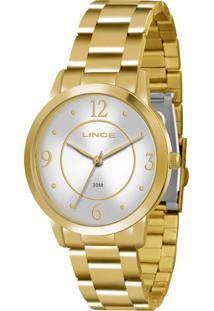 Relógio Feminino Lince Lrg4305L-S2Kx